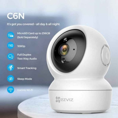Camera IP wifi Ezviz CS-CV246 (C6N 1080P) 2MP